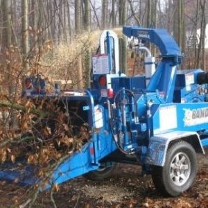 Wood And Brush Chippers