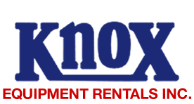 Knox Equipment Rentals, West Chester, PA.